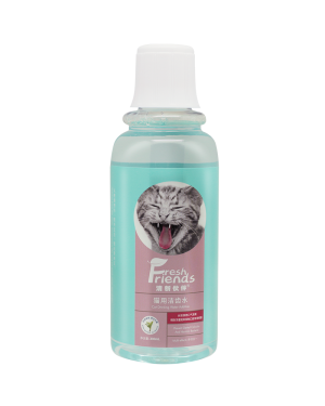 fresh Friends ORAL CARE WATER ADDITIVE FOR CATS
