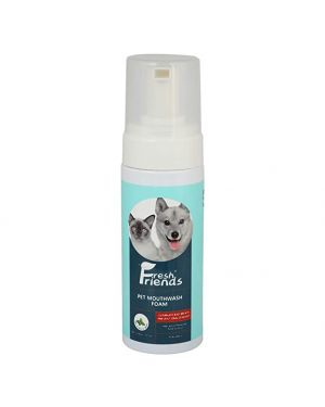 Fresh Partner PET MOUTHWASH FOAM