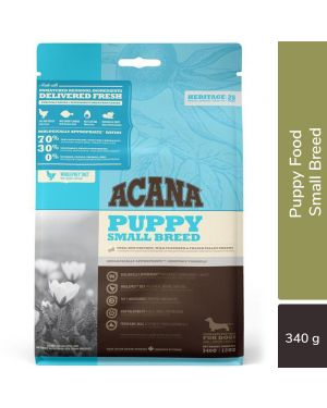 Acana Small Breed Dry Puppy Food - Small Breed 340GM