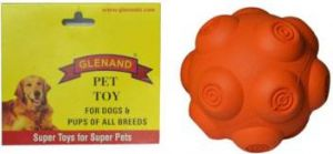 Glenand Rubber Toy Bouncy Treat Ball For Dog