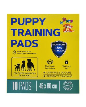 PUPPY TRAINING  PADS  45x60CM