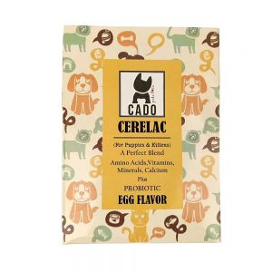 Cado Cerelac For Puppies And Kittens (EGG FLAVOUR)