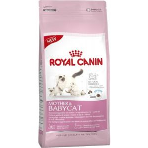 Royal Canin Mother & Babycat Dry Food, 2 Kg