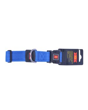 Glenand Pet Mesh Collar Large Blue