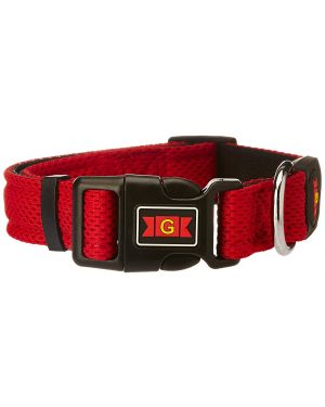 GLENAND MEASH COLLAR SMALL RED DCA102
