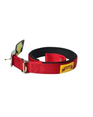 Glenand Padded Collar 1 Inch Red Collar