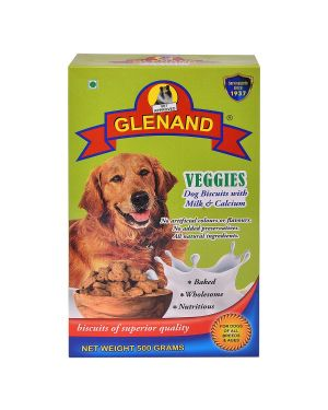 GLENAND VEGGIES BISCUITS