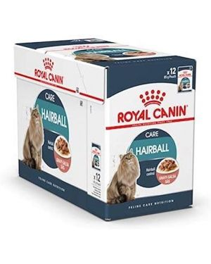 Royal Canin Hairball Care Gravy Cat Wet food Pack Of 12*85g pouch