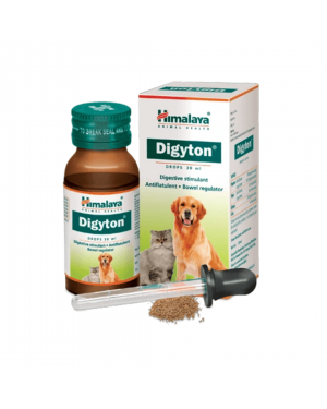 Himalaya Digyton Plus Syrup for Dogs & Cats | 30 ml