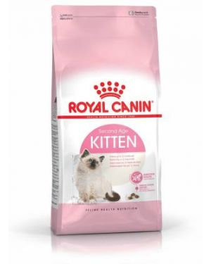Royal Canin Second Age Kitten 4 kg Cat Food