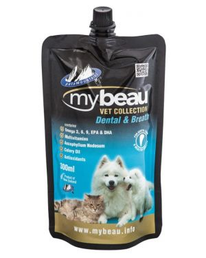 My Beau Dental and Breath Grooming & Feed Supplement 300 ml