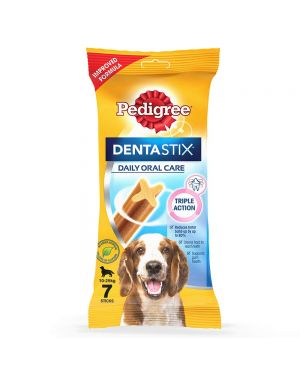 Pedigree Dentastix Medium Breed  Oral Care Dog Treat