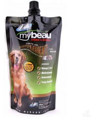My Beau Tasty Oil Supplement for Dog, 1.5 L