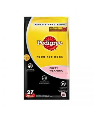 PEDIGREE Puppy Weaning DRY Food 3KG