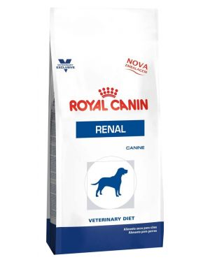 Royal Canin Dry Dog Food Dry Renal 2Kg