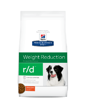 Hill's  Prescription Diet r/d Canine Weight Reduction Dry Dog Food 12.5KG