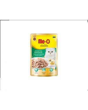 ME-O TUNA WITH CHICKEN FLAKE IN JELLY 70g