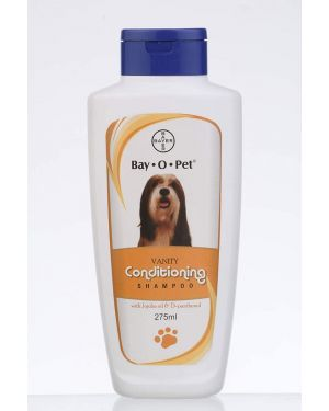 Bay-o-pet Vanity Conditioning Shampoo for Dogs and Puppies, 275ml