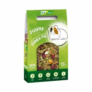 FOOD FOR GUINEA PIGS FUNNY 1.5KG