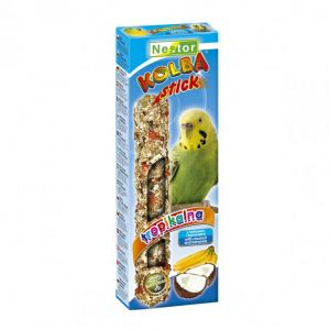 CLASSIC STICK FOR PARAKEETS WITH COCONUT AND BANANAS 85gm