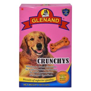Glenand Dog Crunchies Biscuits 700G
