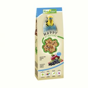 PREMIUM FOOD FOR SMALL PARROTS WITH CURRANTS, APPLES AND IODINE 700GM