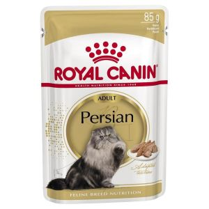 Royal Canin Persian Adult Cat Wet Food (85 gm x 12 Pouches)