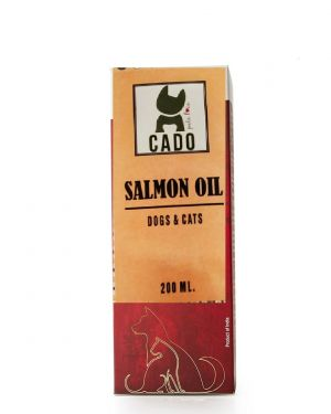CADO SALMON OIL FOR DOGS & CATS 200ml
