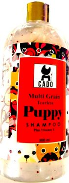 CADO PUPPY SHAMPOO 300ml (BUY 2 AND GET RS 100/- OFF ON MRP)