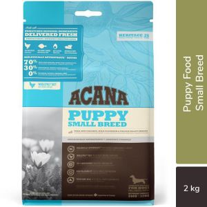 Acana Small Breed Dry Puppy Food - Small Breed 2KG