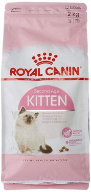 Royal Canin Second Age Kitten Cat Food (2 kg)