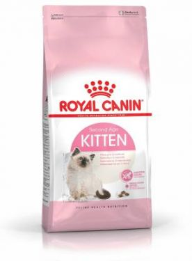 Royal Canin Second Age Kitten Cat Food (4kg)