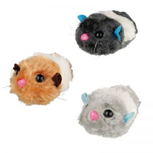 CAT Wriggle Up Mouse Toy 1Piece