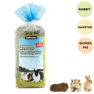 Zupreem Nature's Promise Western Timothy Dry Hay for Small Animals